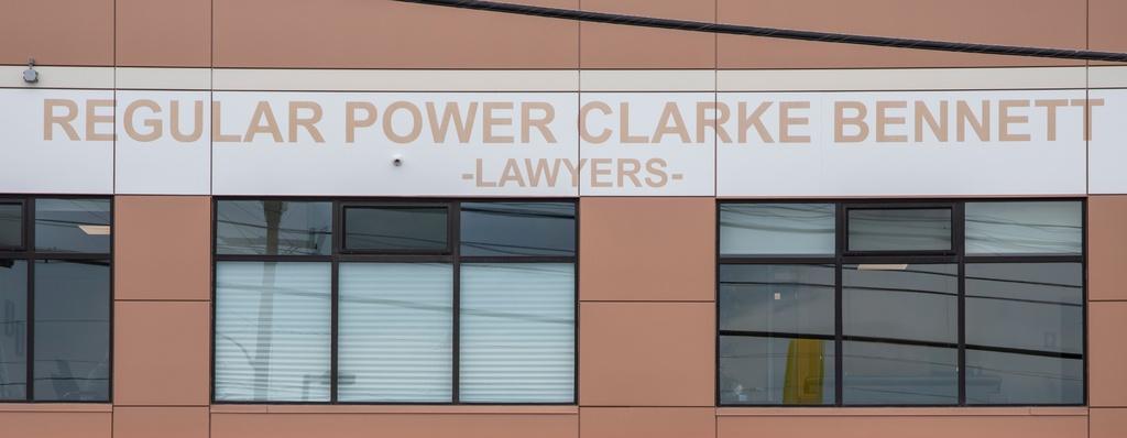 Regular, Power, Clarke, Bennett - Lawyers