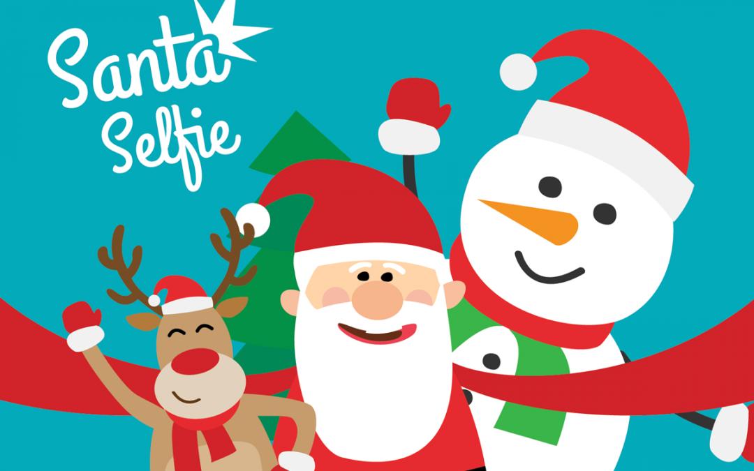Santa Selfie Contest