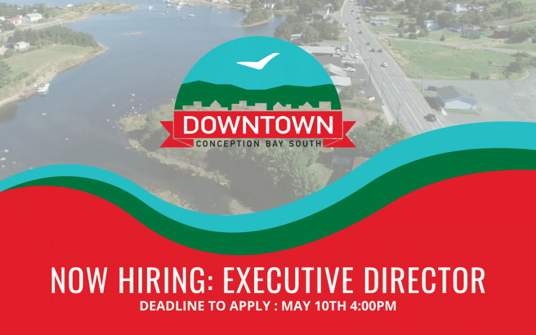 Now Hiring: Executive Director
