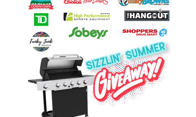 Sizzlin' Summer Giveaway 2021